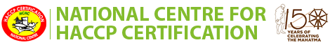 NATIONAL CENTRE FOR HACCP CERTIFICATION